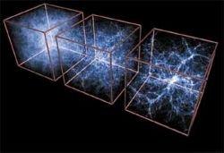 Ускоренное расширение Вселенной подтверждено