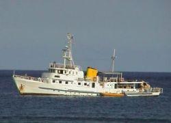 Пираты захватили круизное судно в Индийском океане