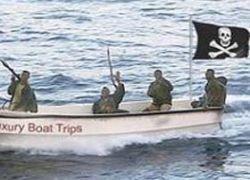 Китай направил два военных корабля против пиратов
