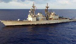 Американские корабли рвутся в Крым