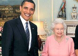 Обама подарил iPod королеве Великобритании