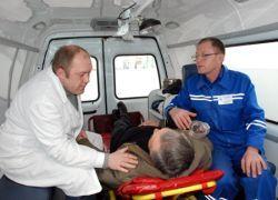 Глава МВД Якутии ранен во время рабочей поездки