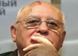Горбачев раскритиковал расширение НАТО на Восток