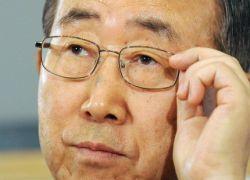 Пан Ги Мун об угрозе нового протекционизма