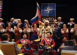 Россия выигрывает схватку с НАТО за Украину
