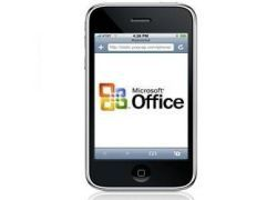 Microsoft выпустит Office для iPhone?