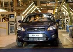 Ford перешел на сокращенный режим работы в России