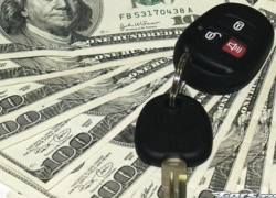 Объем автокредитования в России уменьшился в 5 раз
