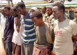У берегов Сомали уничтожена база пиратов