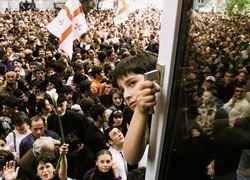 Власти Грузии разогнали митинг оппозиции в Батуми