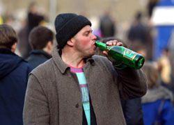 За алкоголизм в России начнут сажать