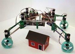 Шведские студенты отправят на Луну робота-строителя