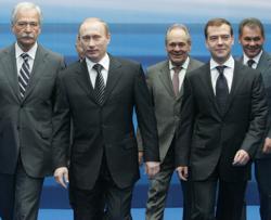 Кто станет Путиным в 2012 году?