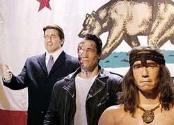 Голливуд выставит на аукцион 200 восковых кумиров