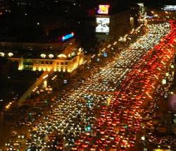 Проблема пробок в Москве будет всегда