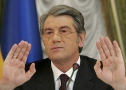 Ющенко: Россия не виновата в голодоморе