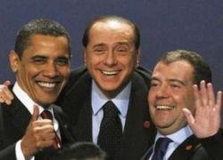 Обама доволен встречей с Медведевым