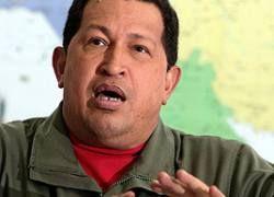 """Чавес призвал убить мирового \""""финансового монстра\"""""""