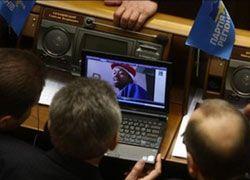 Украинские депутаты устали принимать законы
