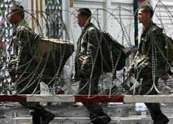 На границе Камбоджи с Таиландом идет бой