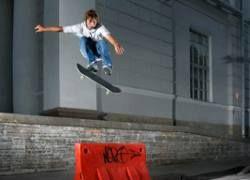 Крупнейший в Европе скейт-парк построят в Швеции
