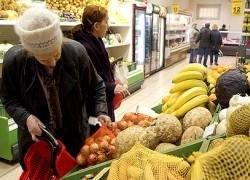 """Минэкономразвития: еда подорожает \""""лишь\"""" на 13%"""