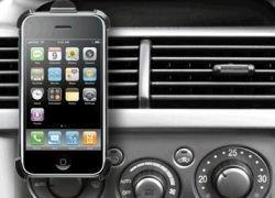 iPhone будет воспроизводить музыку в любом автомобиле