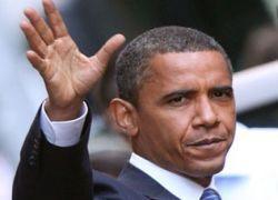 Обама осудил действия России на Кавказе