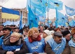 Тысячи украинцев митингуют на Майдане