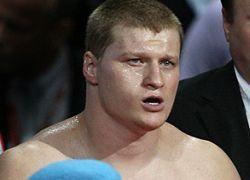 Боксер Александр Поветкин возвращается на ринг