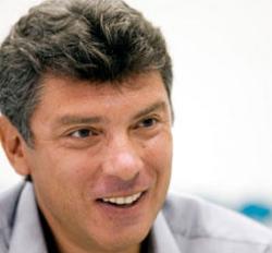 Немцов: Трус не может быть мэром Сочи