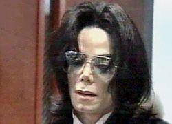 Майкл Джексон не остановил аукцион со своими вещами