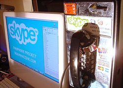 Сотовики против Skype: битва началась