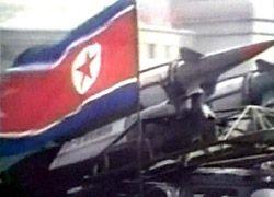 Полигон для запуска ракеты КНДР еще не готов