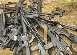Полицейский устроил распродажу списанного оружия