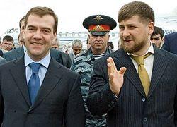 Кремль закрывает глаза на построение власти Кадыровым
