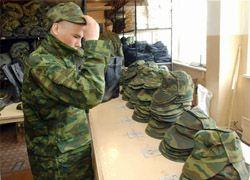 Российская армия не перейдет полностью на контрактников