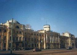 Пожар в Военно-морском училище имени Фрунзе