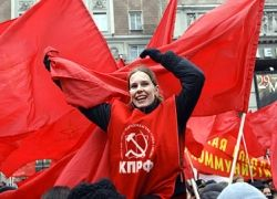 "Митинг в Хабаровске: милиция \""дала волю\"" рукам"
