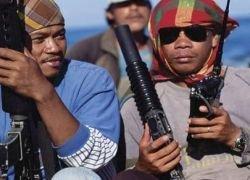 Пираты атаковали израильское судно