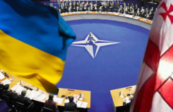 Грузию и Украину вновь пообещали принять в НАТО