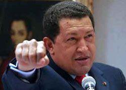 """Чавес предложил Обаме \""""перезагрузиться\"""""""
