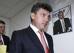 Немцов требует отставки губернатора Краснодара
