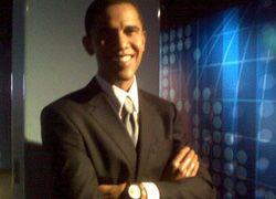 Уволенный программист работает двойником Обамы