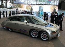 10 самых быстрых электромобилей в мире