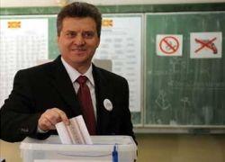 На выборах президента Македонии победил Георгий Иванов