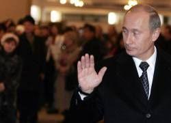 Путин вовсе не собирается отчитываться перед Госдумой?