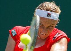 Кузнецова и Моресмо выиграли теннисный турнир в Майами