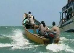 Сомалийские пираты захватили йеменский буксир