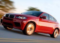 BMW X6 M Coupe устанавливает новые стандарты